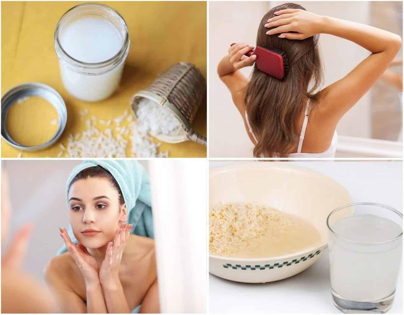 Água de arroz no cabelo - Os benefícios para a o cabelo e a pele e como fazer