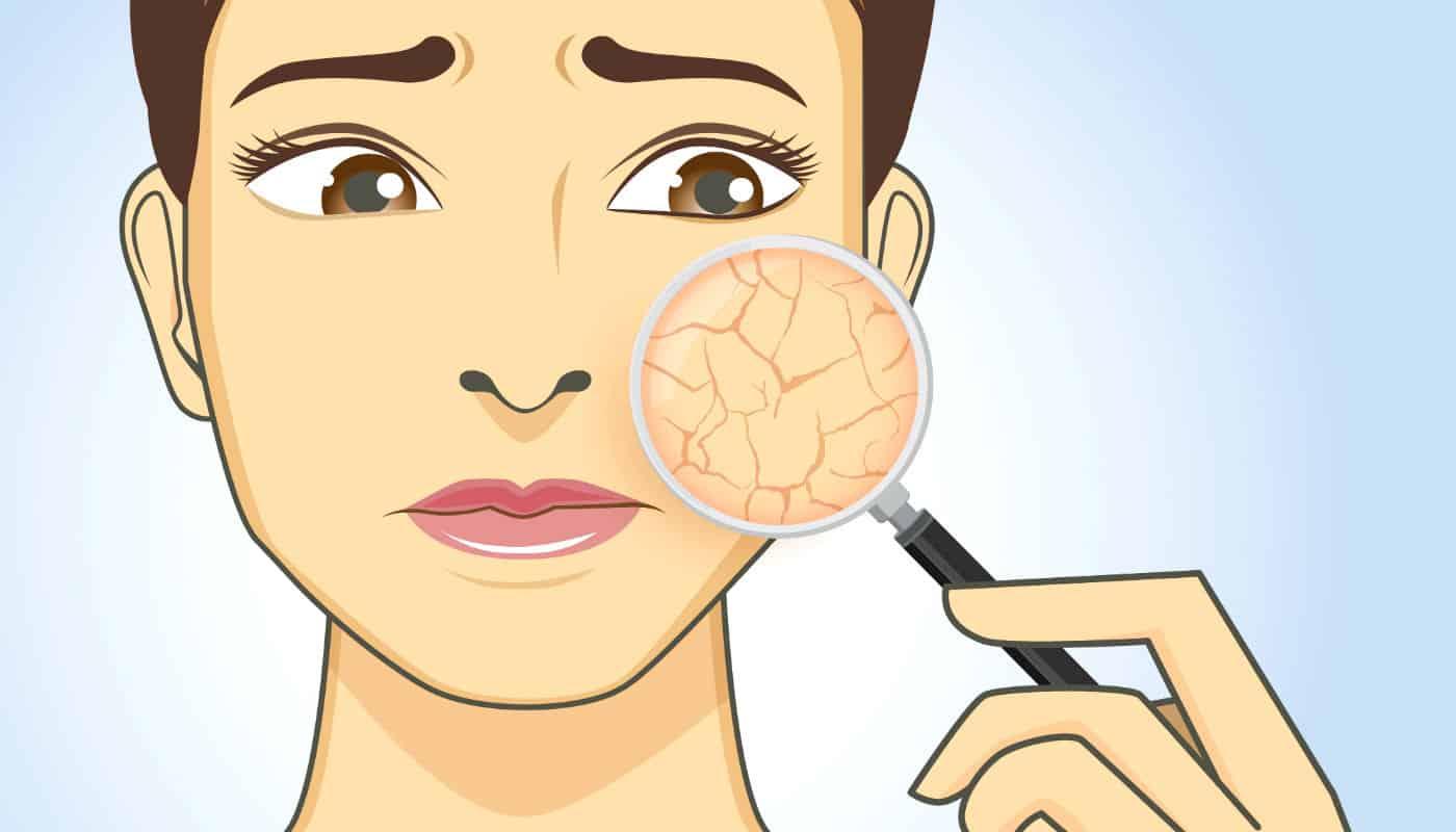 Base para pele seca -