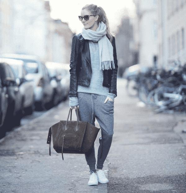 Calça de moletom - Dicas para compor o look usando a peça + Inspirações