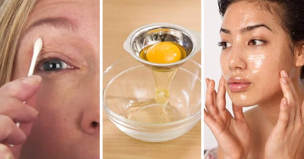 Clara de ovo - o que é, benefícios, modo de usar e indicações