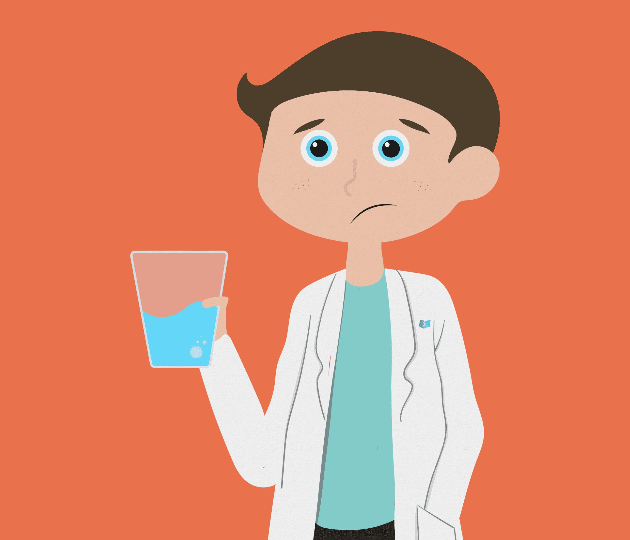 Desidratação - o que é, tipos, tratamentos e grupos de risco