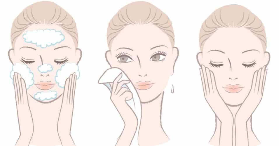 Rotina de cuidados com a pele – Importância e como manter