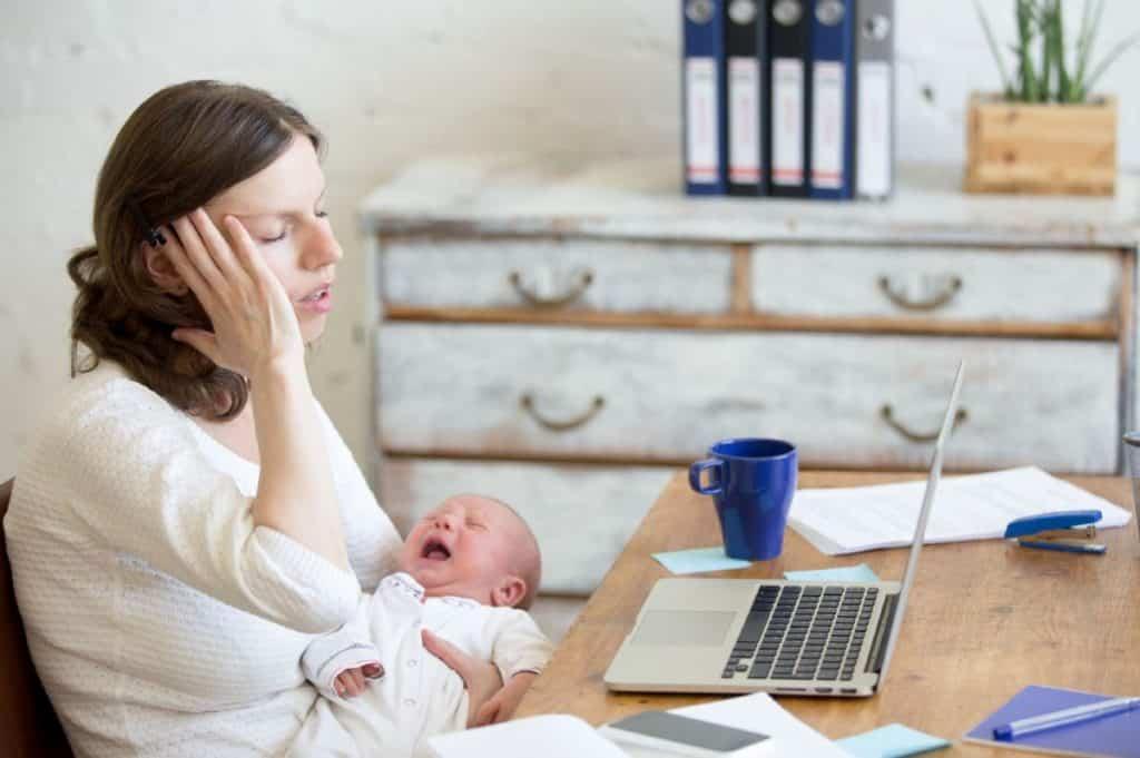 Baby blues – O que é, diferença para depressão pós-parto e tratamento