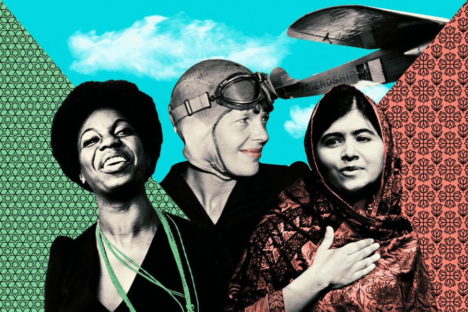 Mulheres extraordinárias – Quem são e por que fizeram a história