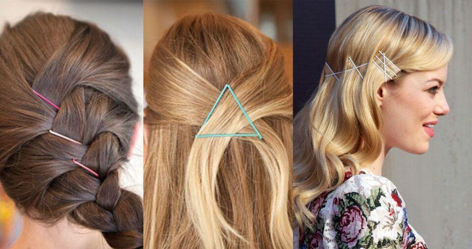 Penteados com grampos – 13 penteados fáceis de fazer com o acessório