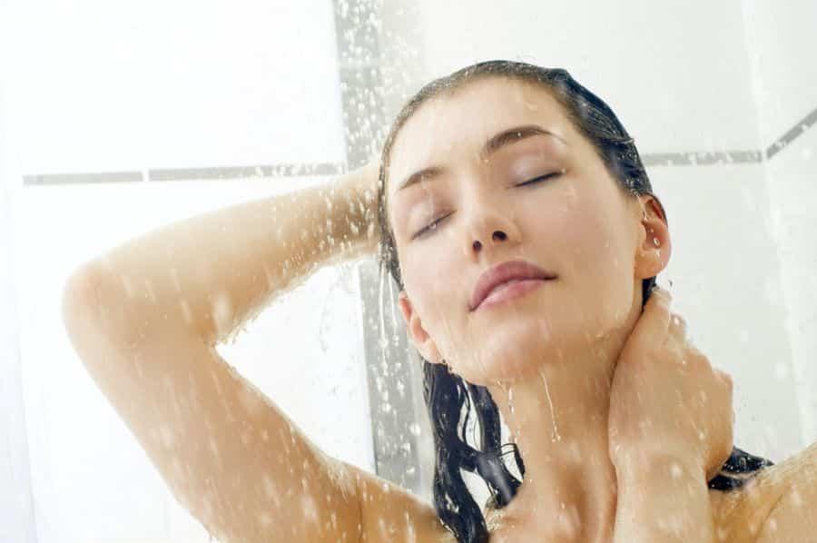 Rotina de beleza: tomando banho