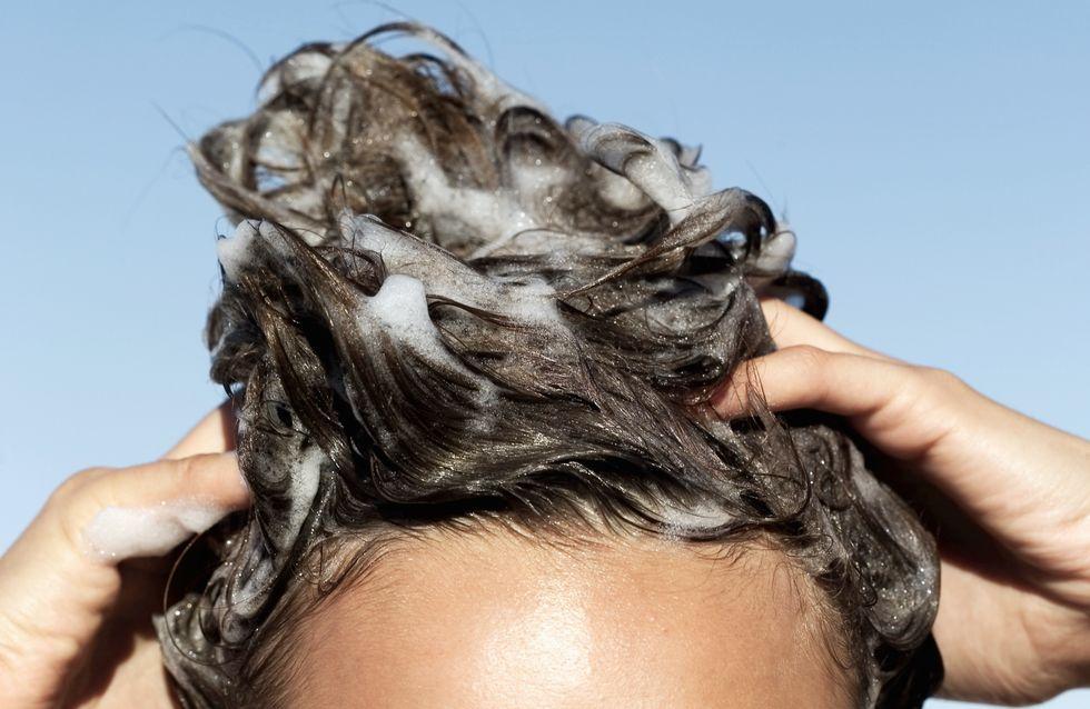 Rotina de beleza: lavando o cabelo