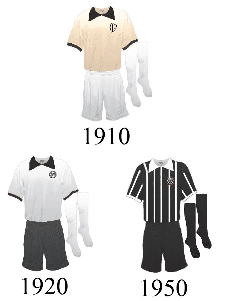 uniforme do corinthians