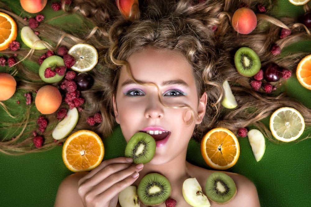 Aparência dos cabelos: alimentos que ajudam