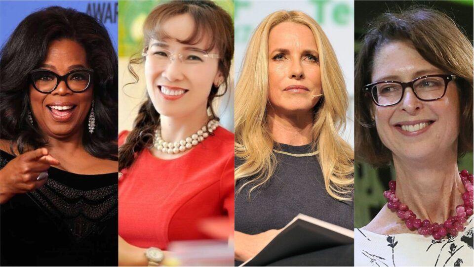 Bilionárias, quem são? 13 mulheres mais poderosas do mundo