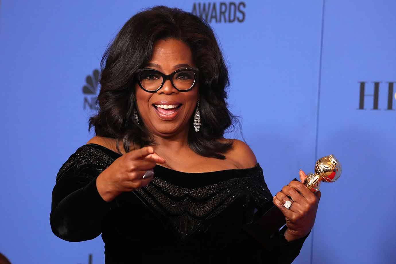 Bilionária Oprah