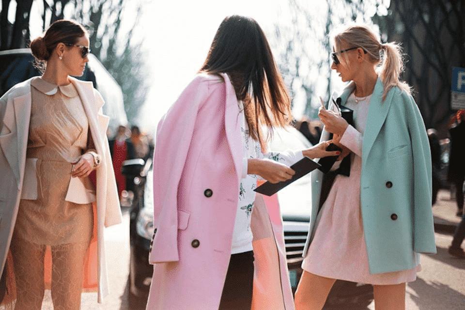Candy Colors – A tendência atemporal das cores em tons pastéis