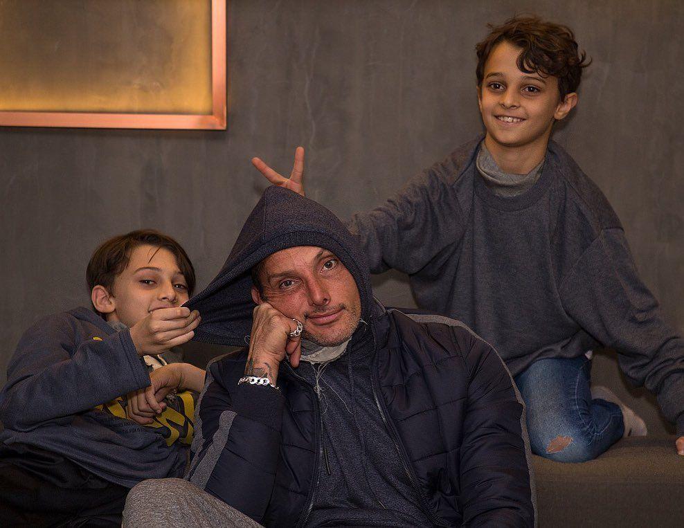 Filhos de Juliano Ceglia