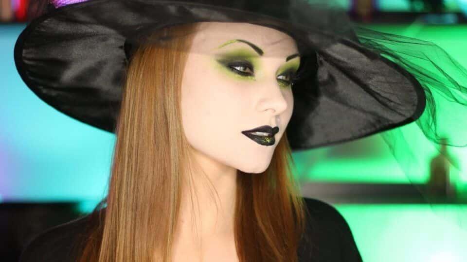 Maquiagem de bruxa – Tutorial de makes para fantasia + Inspirações