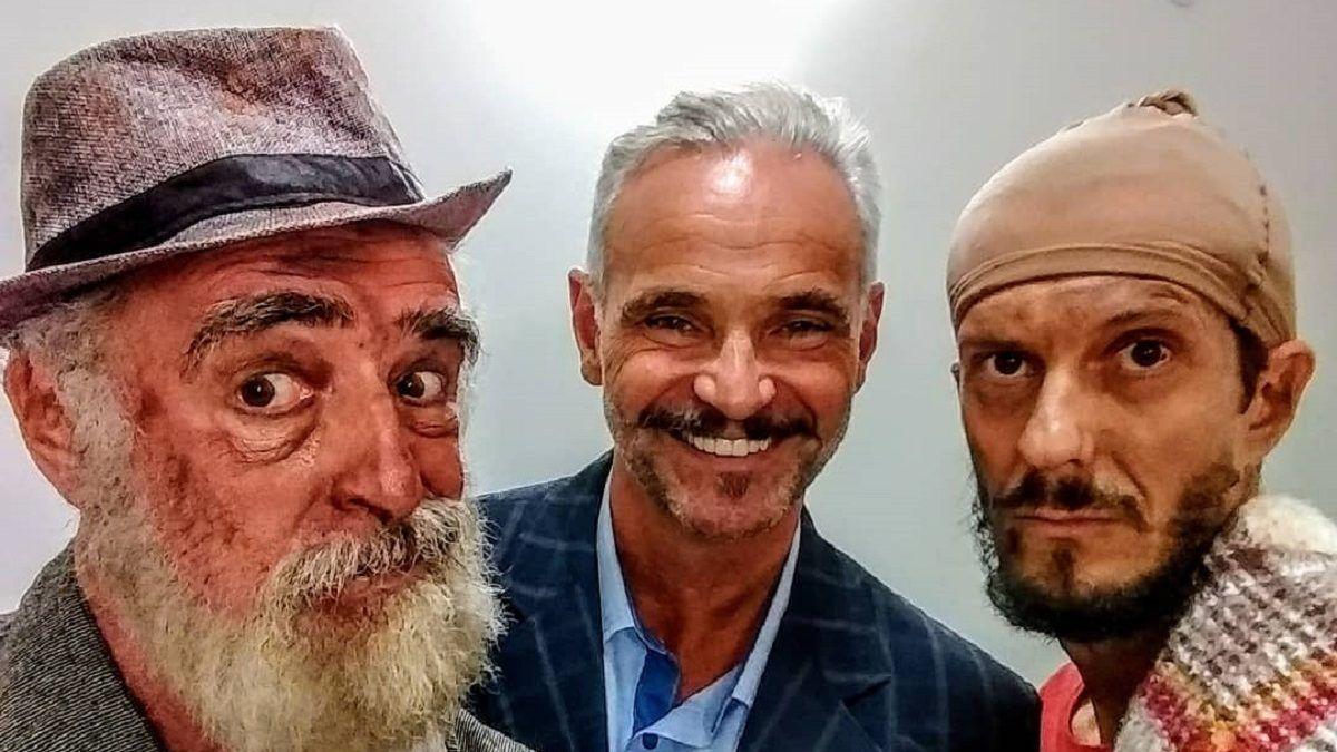 Peça teatral com Mateus Carrieri