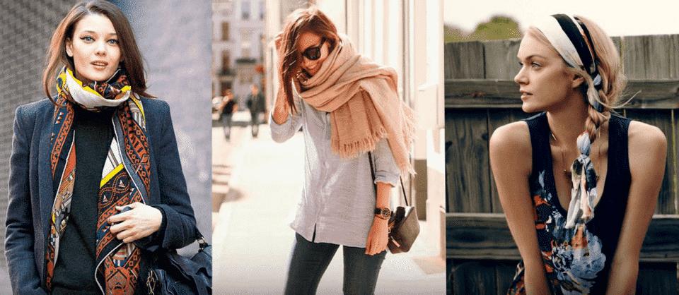 Como usar lenço – Métodos e combinações para melhorar o seu look