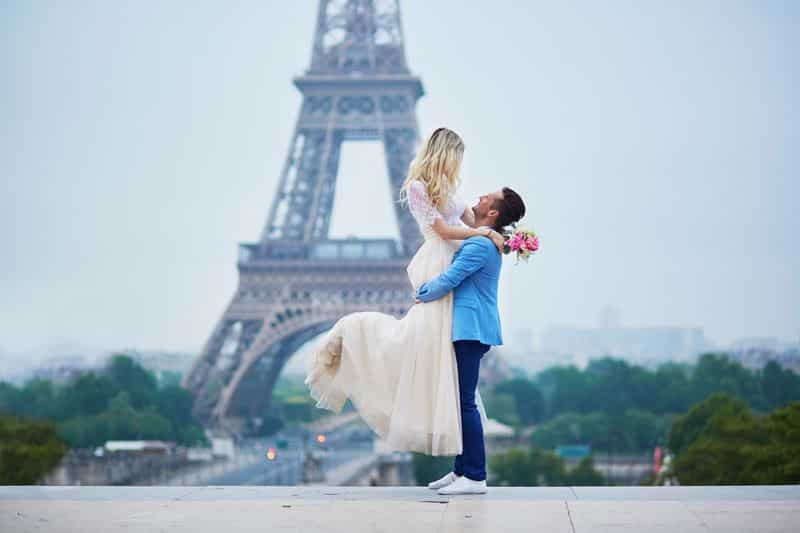 casamento a dois em paris
