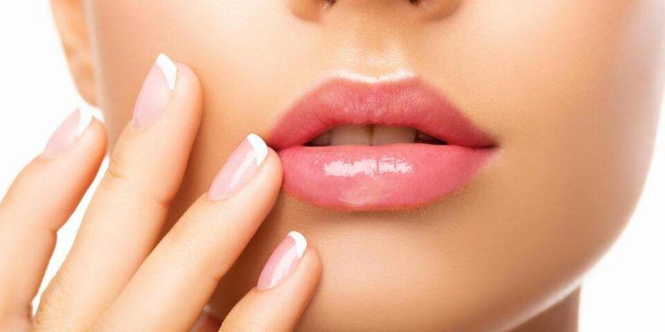 Lábios rosados -10 truques para manter a boca sempre corada