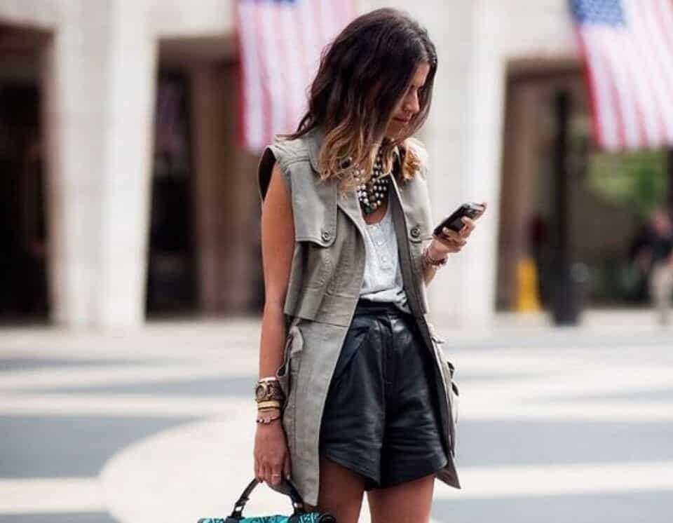 Looks com shorts – Dicas de como usar a peça em diversos estilos