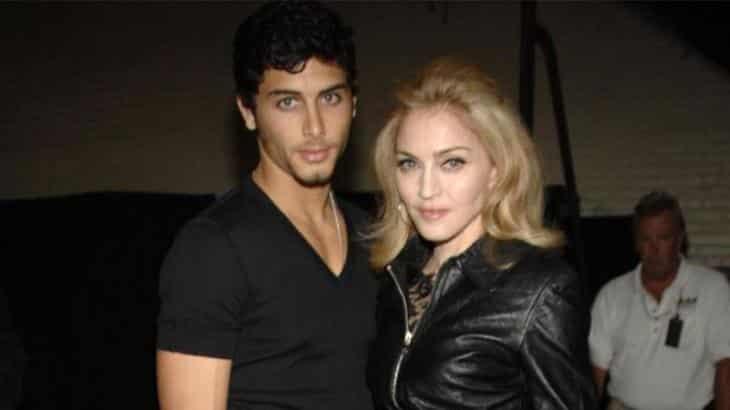 Madonna e Jesus