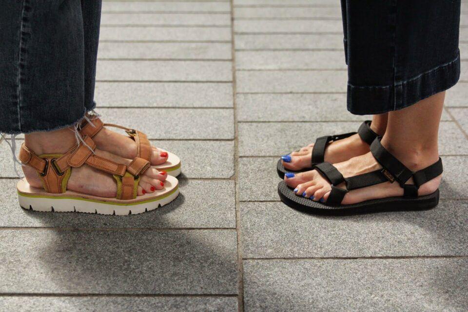 Papete – Como usar a sandália polêmica + inspirações de looks