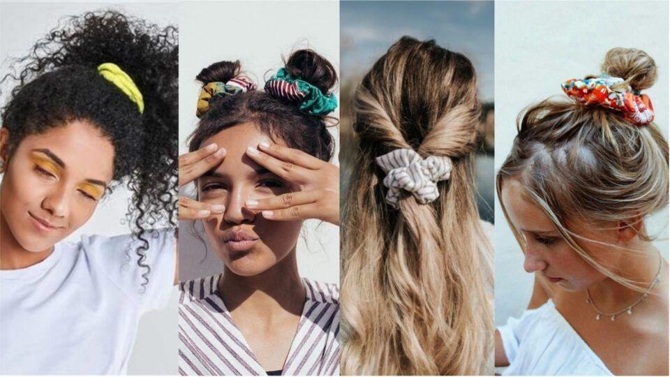 Xuxinha de cabelo, como usar? Estilos, cores e tendências