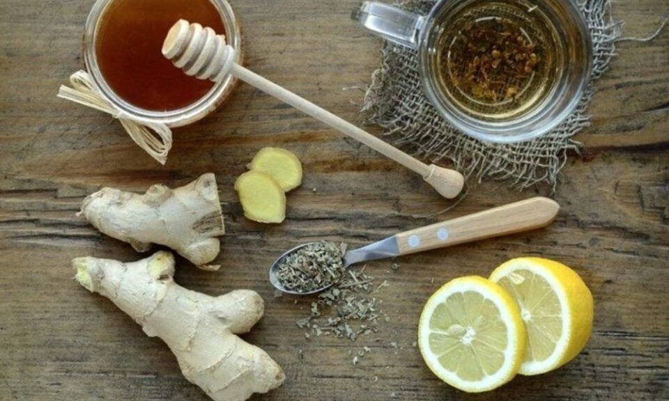 Remédio caseiro para gripe – 6 opções que podem ajudar