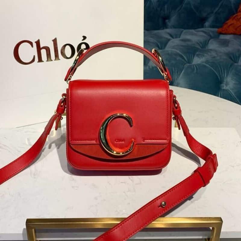 Bolsa Chloé verdadeira