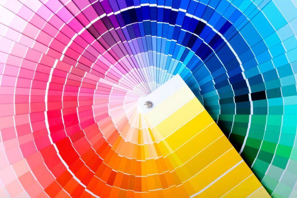 Combinação de cores – Entendendo como funciona o círculo das cores
