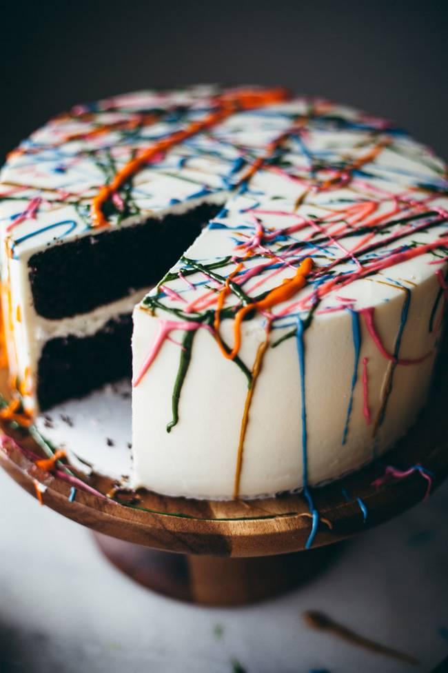 Como decorar bolo com criatividade