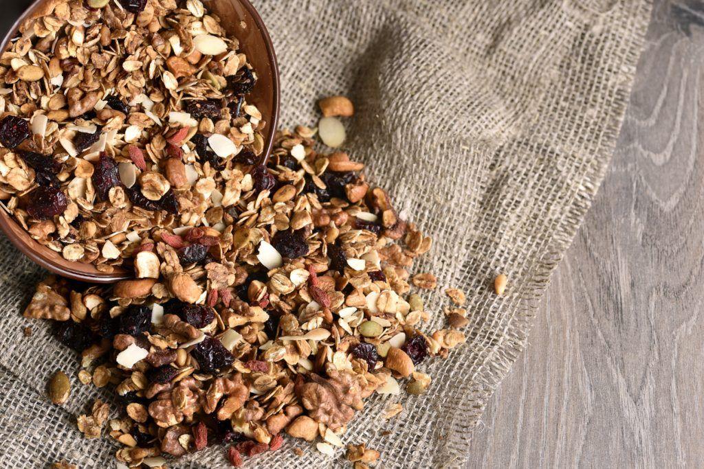 Como fazer granola