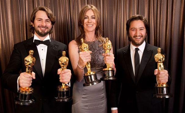 Conheça Kathryn Ann Bigelow, a única mulher a ganhar um Oscar de melhor direção.