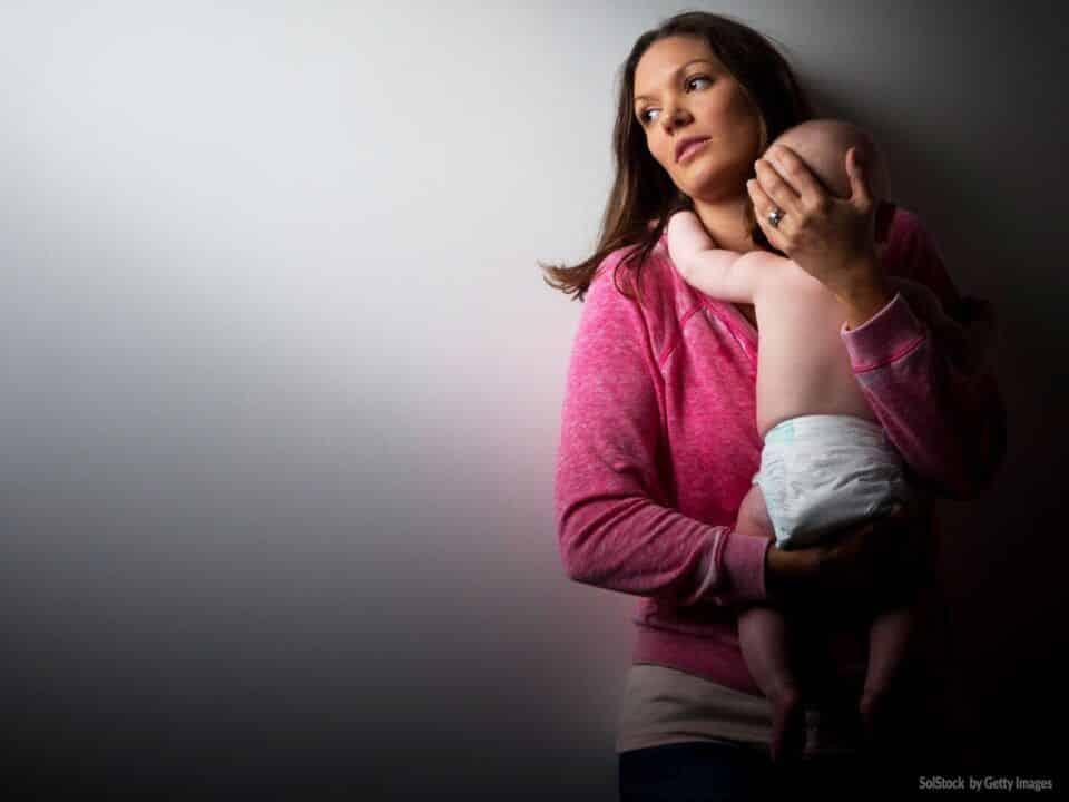 Sintomas de depressão pós-parto – Quais os mais comuns e o que fazer?