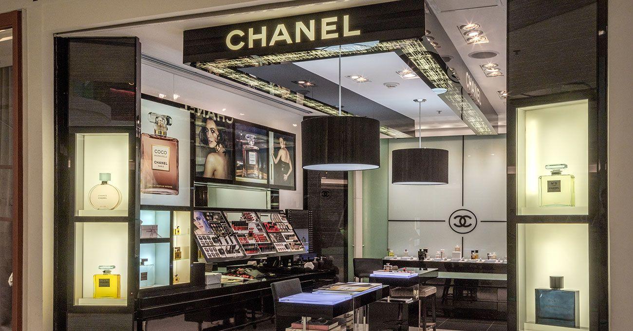 Loja da Chanel