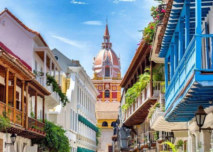Dica de viagem: Cartagena