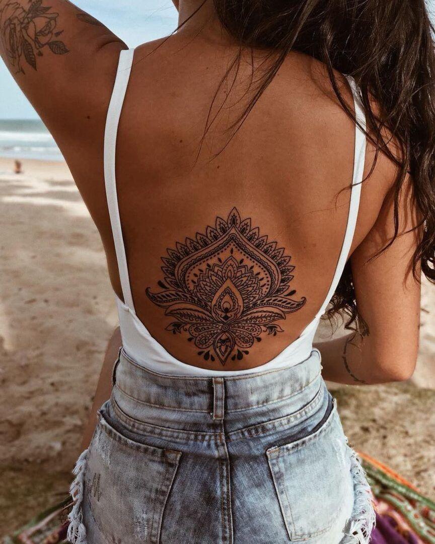 Arte Milenar - Tatuagem de Henna