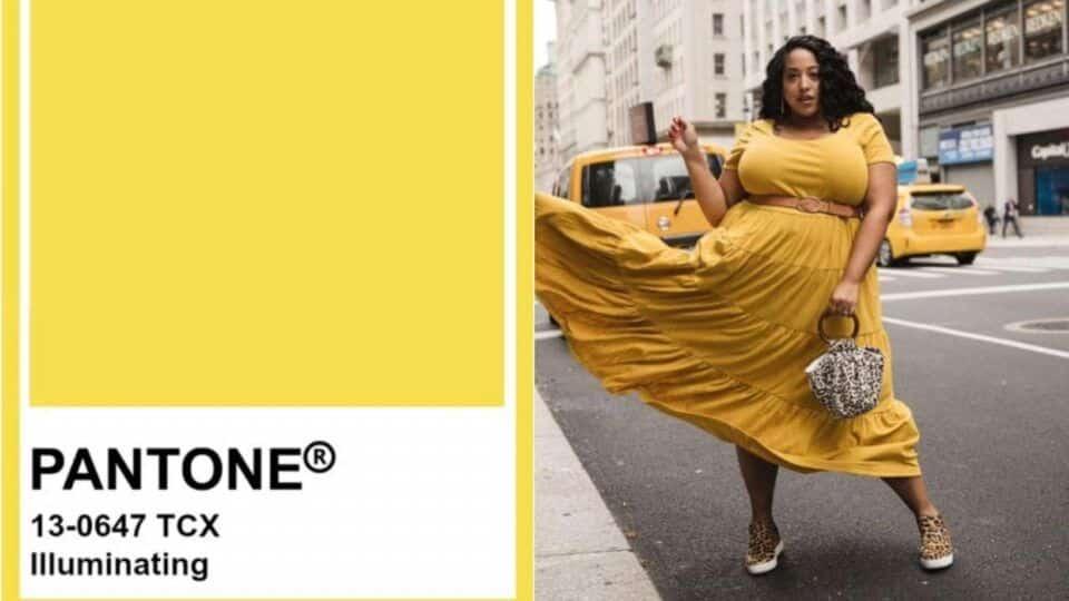 Amarelo Illuminating, como usar? Dicas e inspirações com a cor Pantone 2021