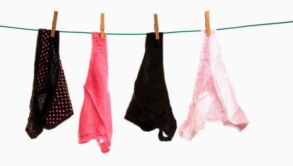 Como lavar calcinha – Cuidados básicos da roupa íntima