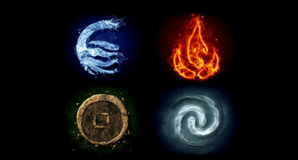 Elementos dos signos, o que são? Quais são e personalidade