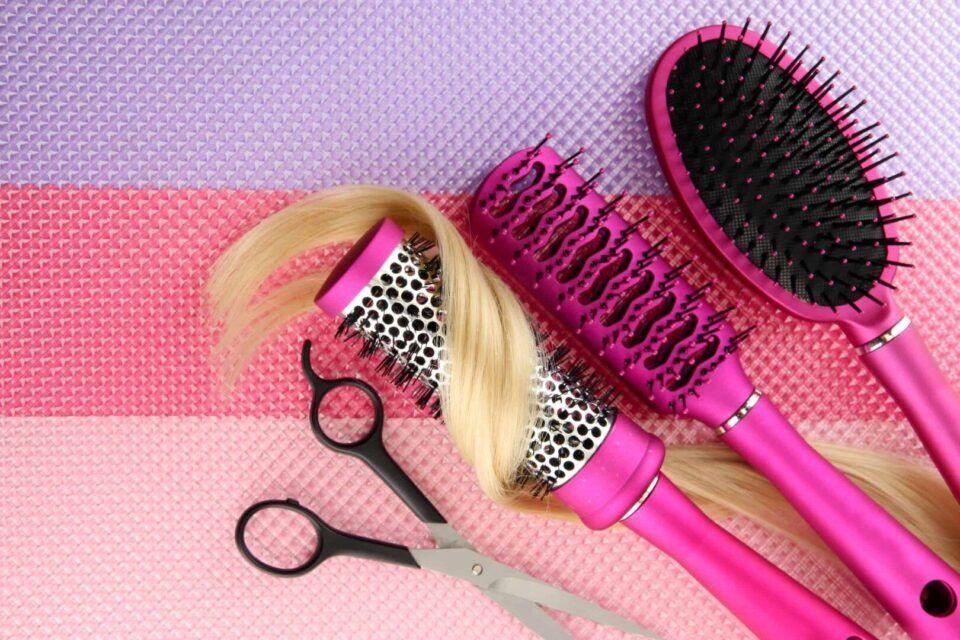 Escovas de cabelo – Tipos e materiais para cada tipo de cabelo