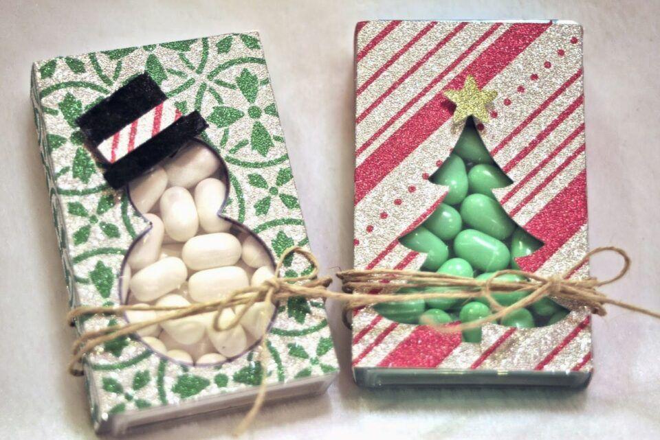 Lembrancinhas de Natal- Rápidas, bonitas e super presenteáveis