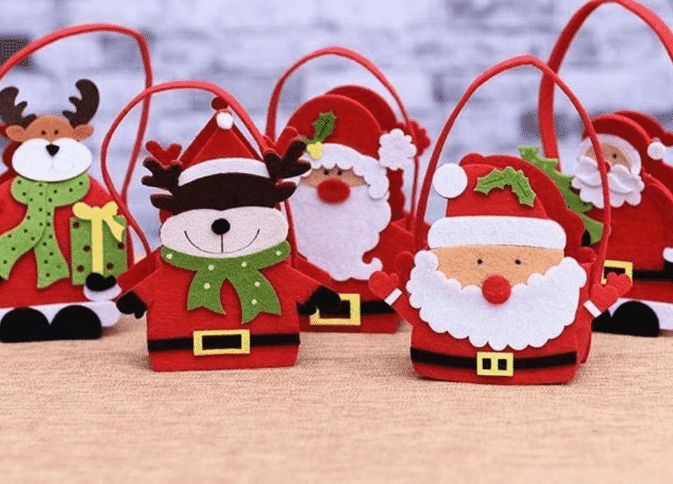 Lembrancinhas de Natal – Inspirações para esse período do ano
