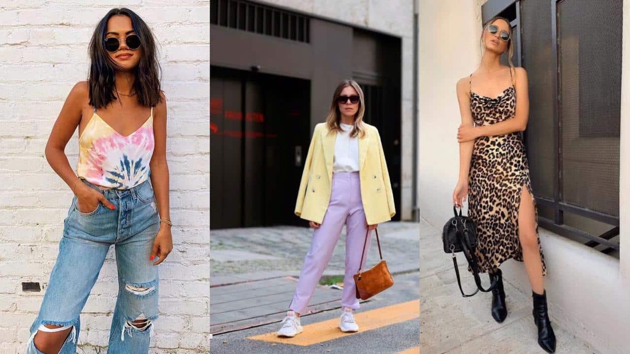 Primavera Verão 2021: cores da moda