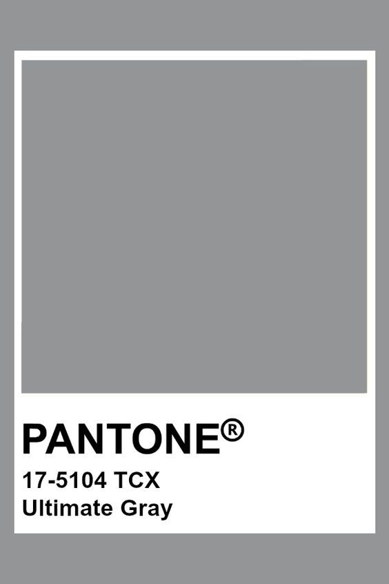 Ultimate Gray - Como usar a cor Pantone 2021+ Inspirações