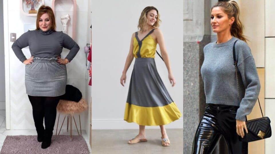 Ultimate Gray – Como usar a cor Pantone 2021+ inspirações