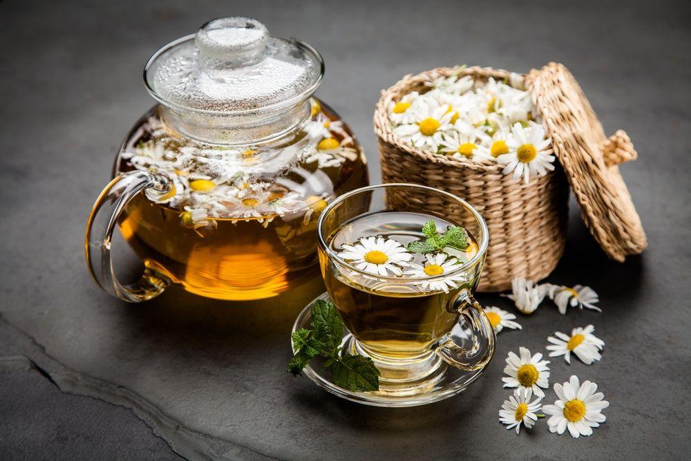 beneficios do cha de camomila para a saude e bem estar 2 - Beneficios del té de manzanilla para la salud y el bienestar