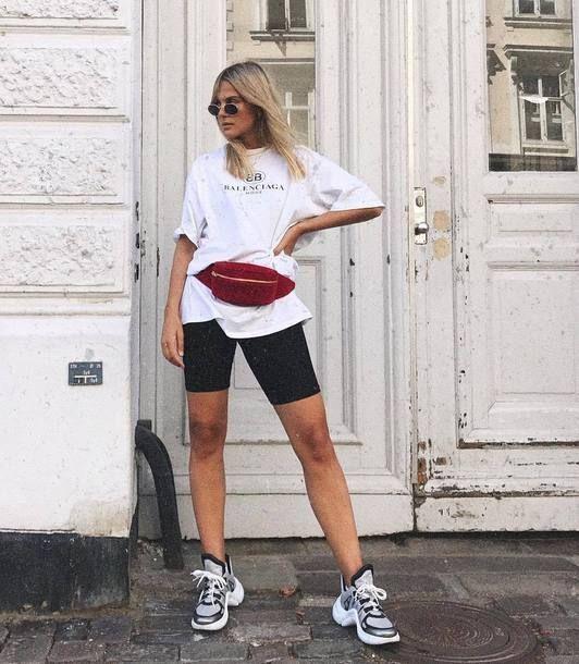 bermuda ciclista o que e como usar inspiracoes 12 - Pantalones cortos de ciclismo - Cómo usar + looks inspiradores