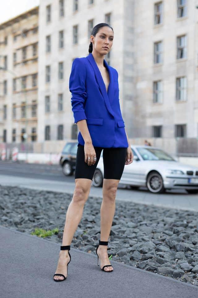 bermuda ciclista o que e como usar inspiracoes 8 - Pantalones cortos de ciclismo - Cómo usar + looks inspiradores