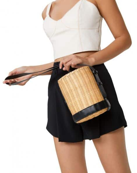 bolsa de palha ou rafia uso modelos inspiracoes 22 - Bolsa de paja - Uso, modelos + 18 inspiraciones