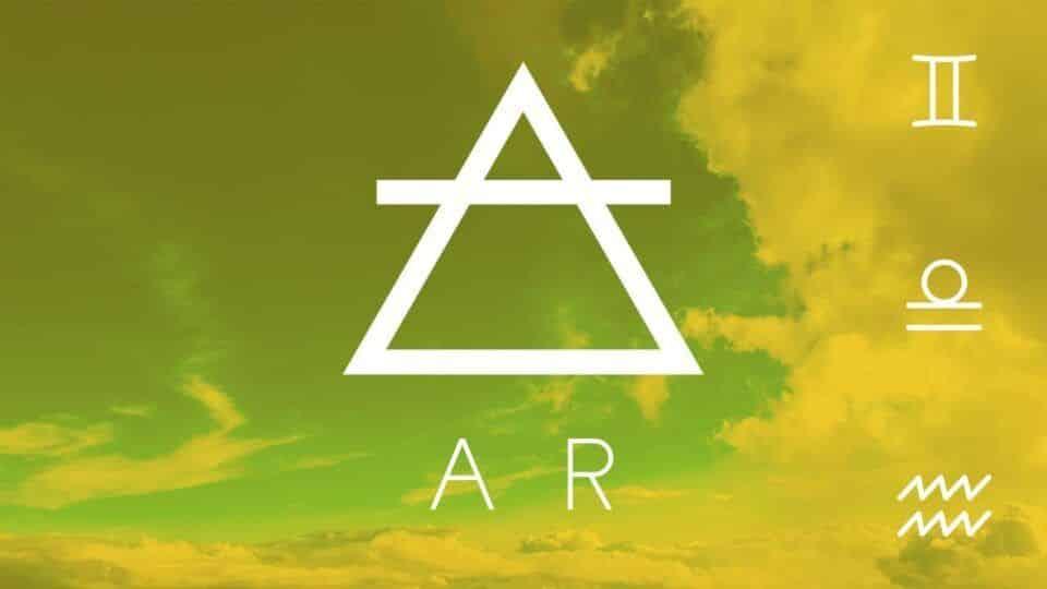 Elemento Ar – Características e signos do elemento astrológico